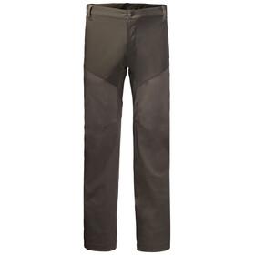 Jack Wolfskin Dover Road Spodnie Mężczyźni, brownstone
